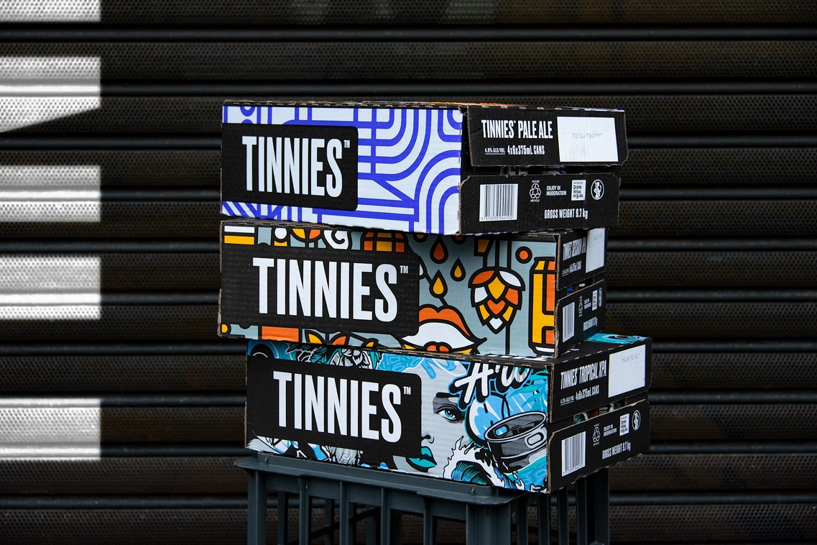 11 tinnies case study - Ach, tie obaly – Tinnier