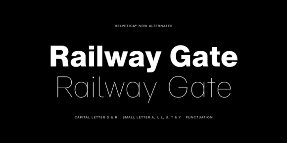 299025 580x290 - Font dňa – Helvetica Now