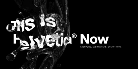 299029 580x290 - Font dňa – Helvetica Now