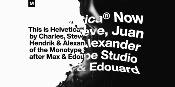 299031 580x290 - Font dňa – Helvetica Now