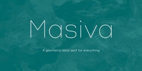 299218 580x290 - Font dňa – Masiva