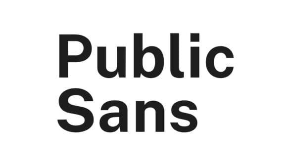 cover 3 580x326 - Americká vláda predstavila svoje nové písmo