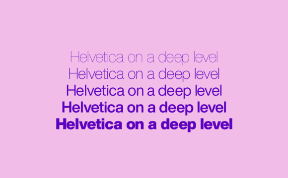 helvetica teraz monotype predstavuje reviziu ikonickeho pisma helv4 580x359 - Helvetica teraz: Monotype predstavuje revíziu ikonického písma