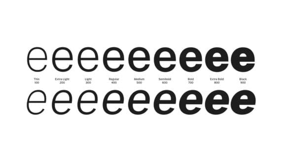rezy 580x326 - Americká vláda predstavila svoje nové písmo