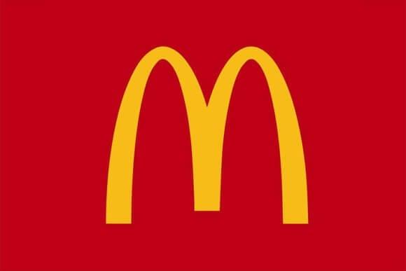 viete co skryvaju najznamejsie loga na svete 6 logo mcdonalds 580x387 - Viete čo skrývajú najznámejšie logá na svete?