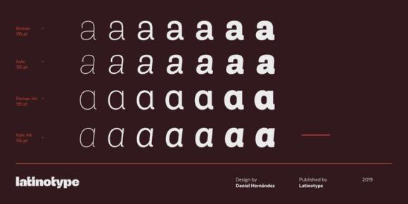 304194 580x290 - Font dňa – Andes Neue