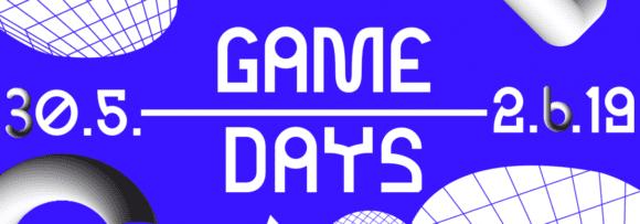 game days 2019 580x203 - Viete, čo majú spoločné samizdat, Witcher 3 aXbox? Všetko nájdete na festivale Game Days Trnava