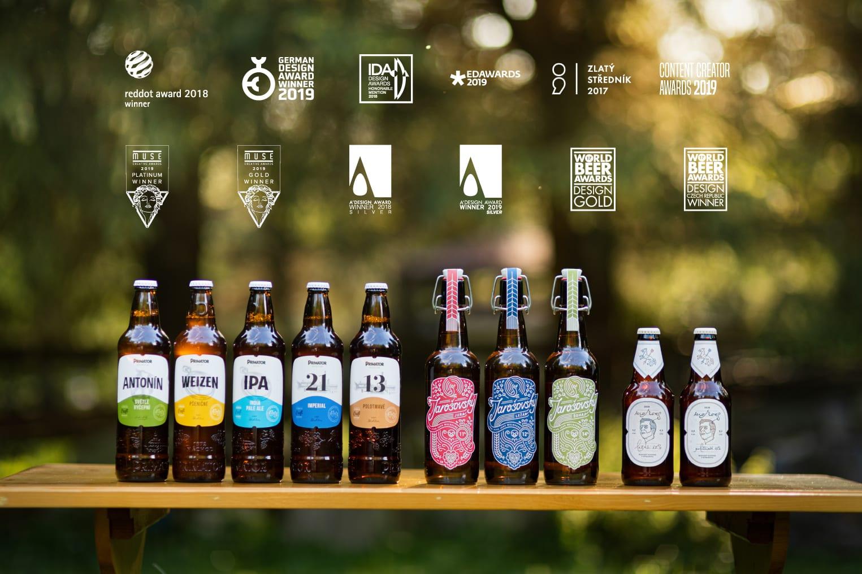 piva ceny - Little Greta rozšiřuje svou sbírku designových cen