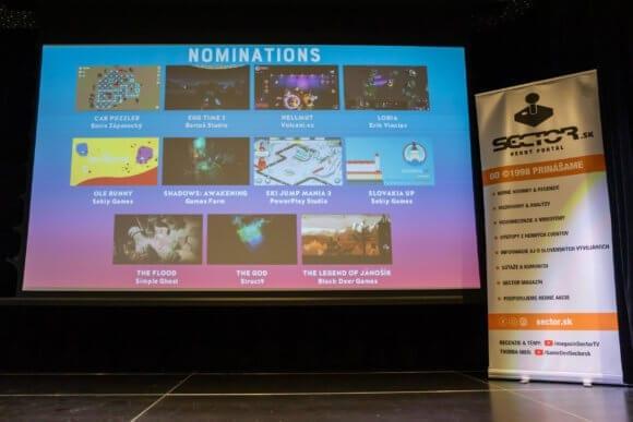 slovenska hra roka 2018 012 580x387 - Hlavnú cenu Slovenská hra roka si odniesol Shadows: Awakening od košického štúdia Games Farm