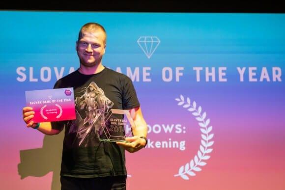 slovenska hra roka 2018 3 580x387 - Hlavnú cenu Slovenská hra roka si odniesol Shadows: Awakening od košického štúdia Games Farm
