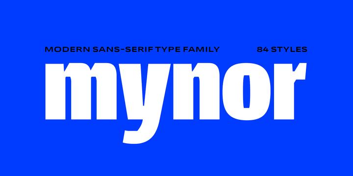 292594 - Font dňa – Mynor