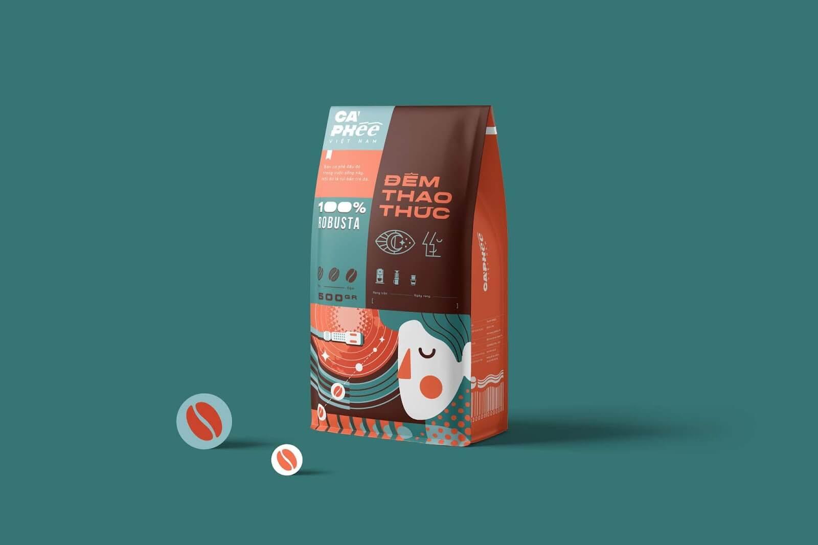 6 submit project tonbui 1 - Ach, tie obaly - Cà phê Việt Nam Vietnam Coffee