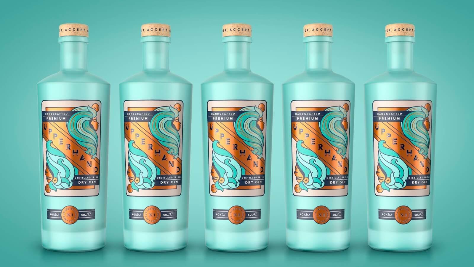 upperhand 01 - Ach, tie obaly - Upperhand Gin