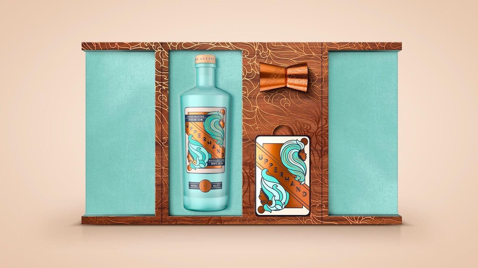 upperhand 07 - Ach, tie obaly - Upperhand Gin