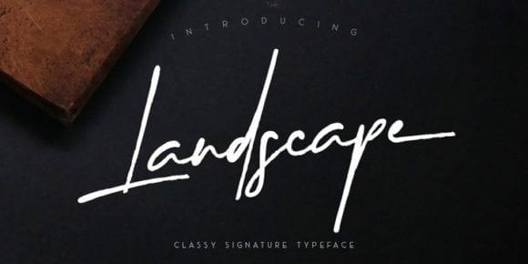 314193 580x290 - Font dňa – Landscape