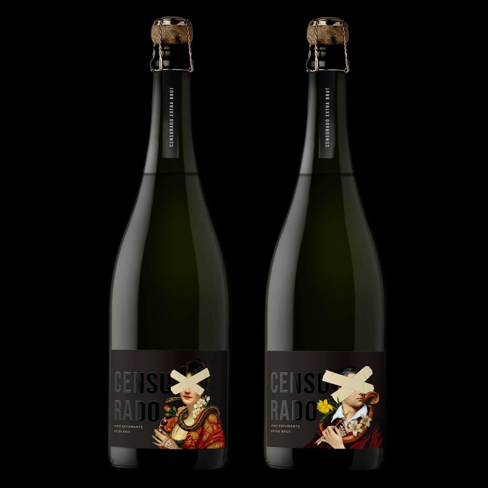 1 censurado big - Ach, tie obaly – Censurado wine