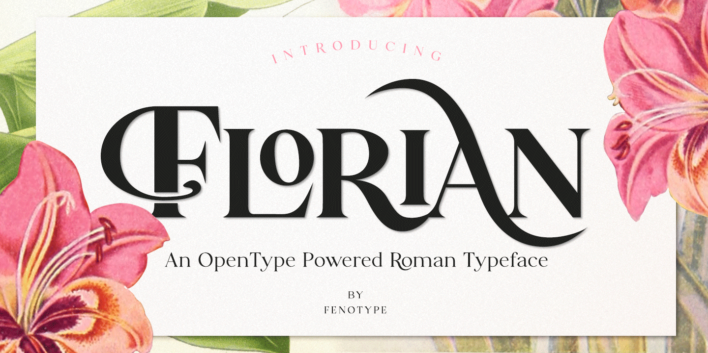 318565 - Font dňa – Florian