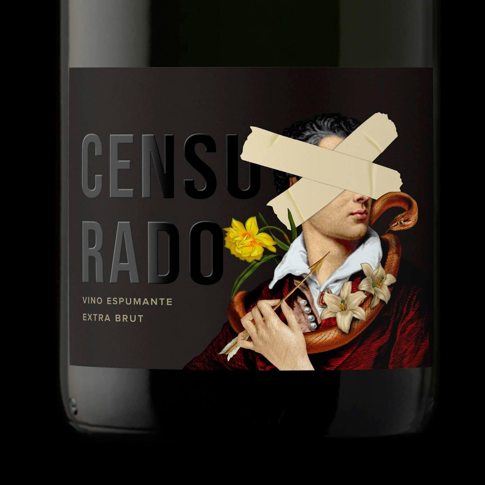 4 censurado big - Ach, tie obaly – Censurado wine