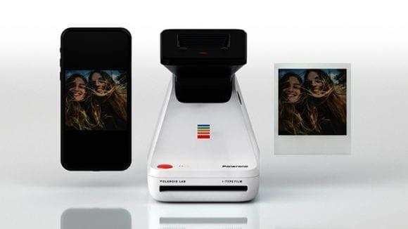 cover 12 580x326 - Polaroid Lab spraví z vašich smartfón fotiek polaroidy