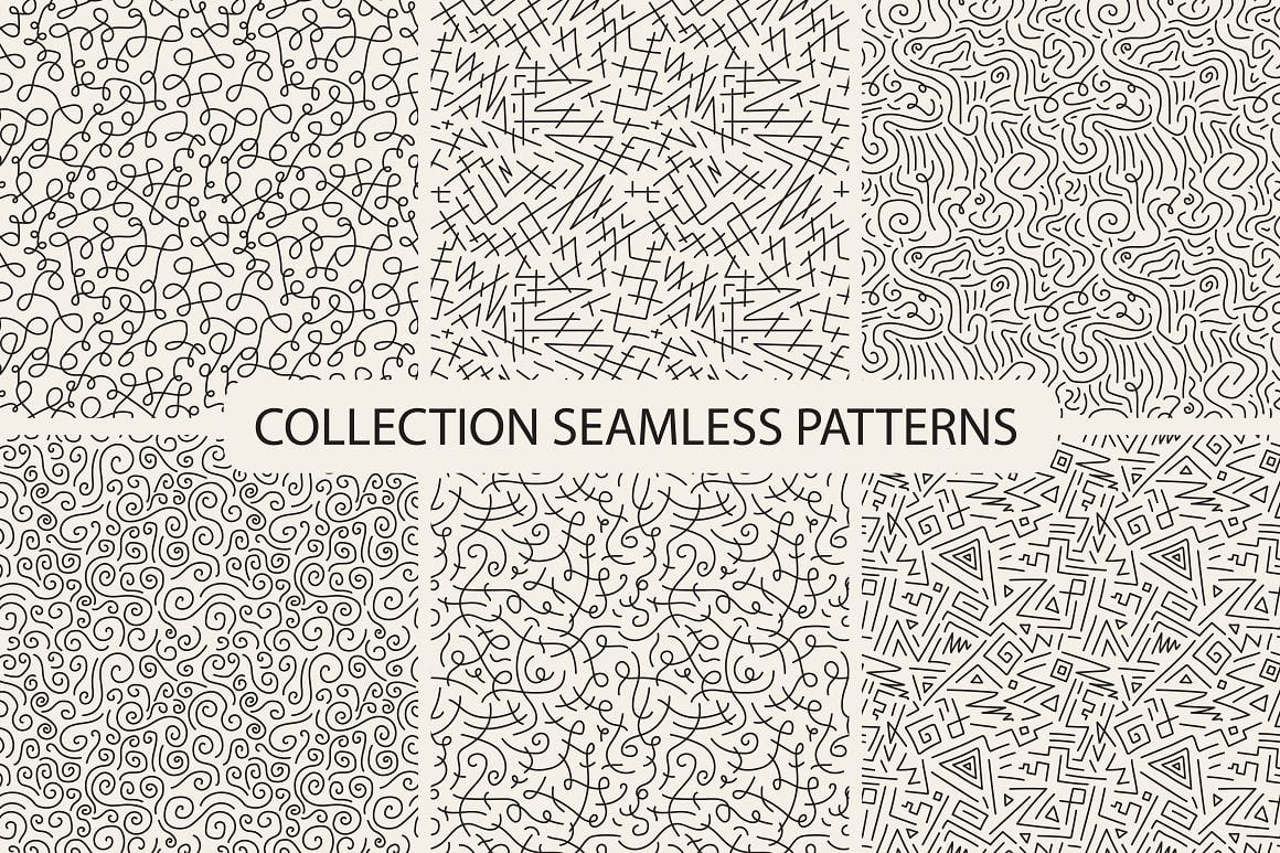 cover 25 - Stiahnite si set ručne kreslených patternov za 8 dolárov!