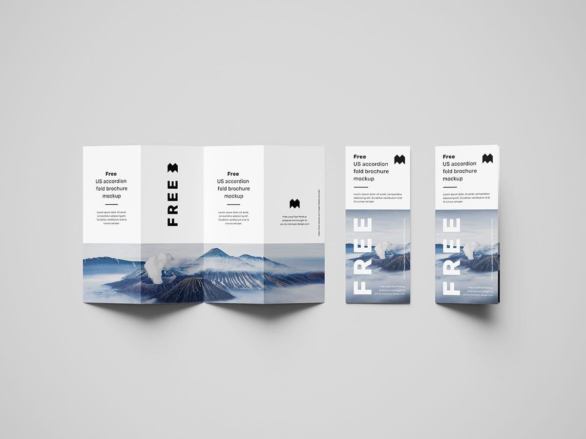 01 - Stiahnite si mockupy skladacích brožúr