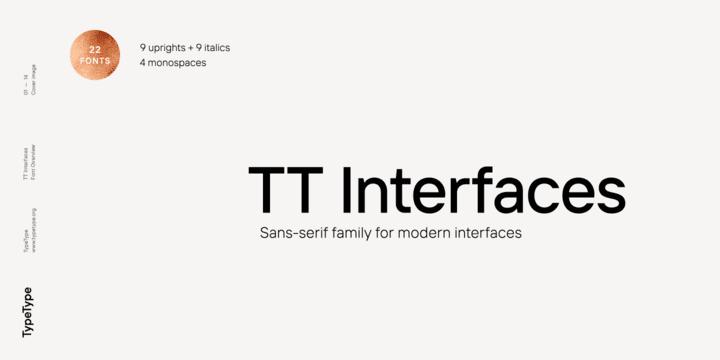 321456 - Font dňa – TT Interfaces