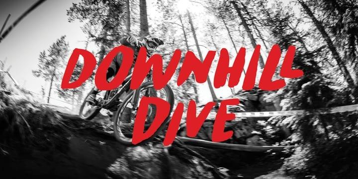 323920 - Font dňa – Downhill Dive