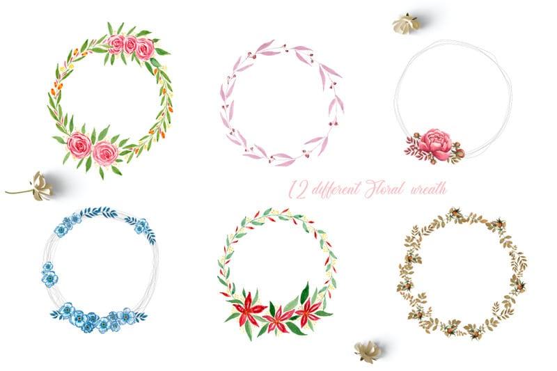 body1 9 - Stiahnite si zadarmo set floral dekorácií