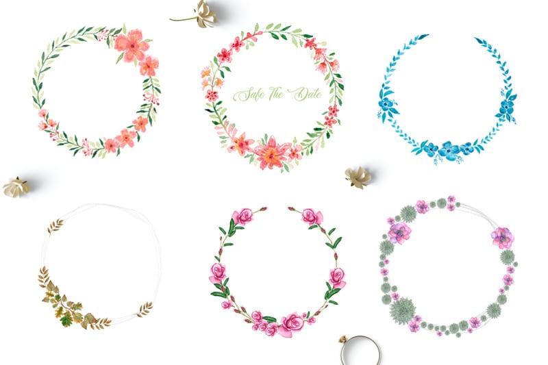 body2 14 - Stiahnite si zadarmo set floral dekorácií