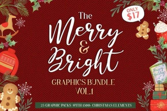cover 26 580x386 - Stiahnite si vianočný The Merry And Bright Bundle iba za 17 dolárov!