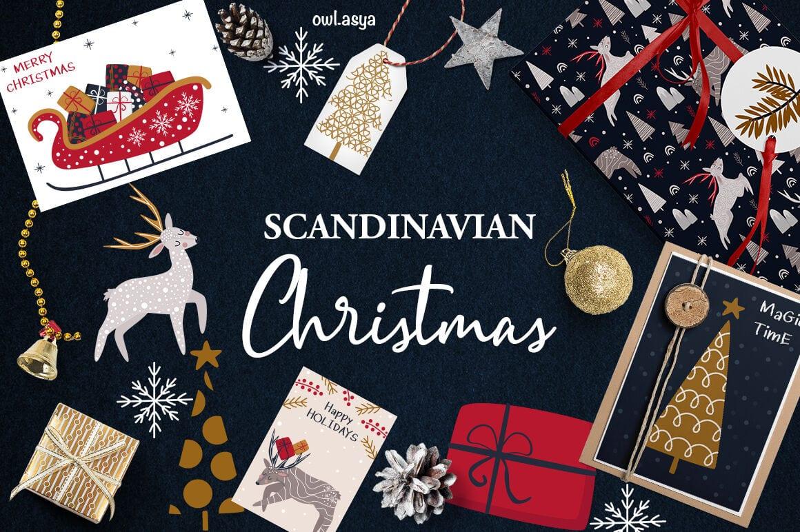 cover 37 - Stiahnite si balík Scandinavian Christmas za 12 dolárov!