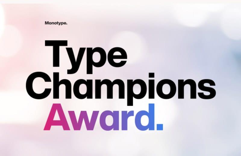 cover 5 - Monotype chce oceniť dobrú typografiu
