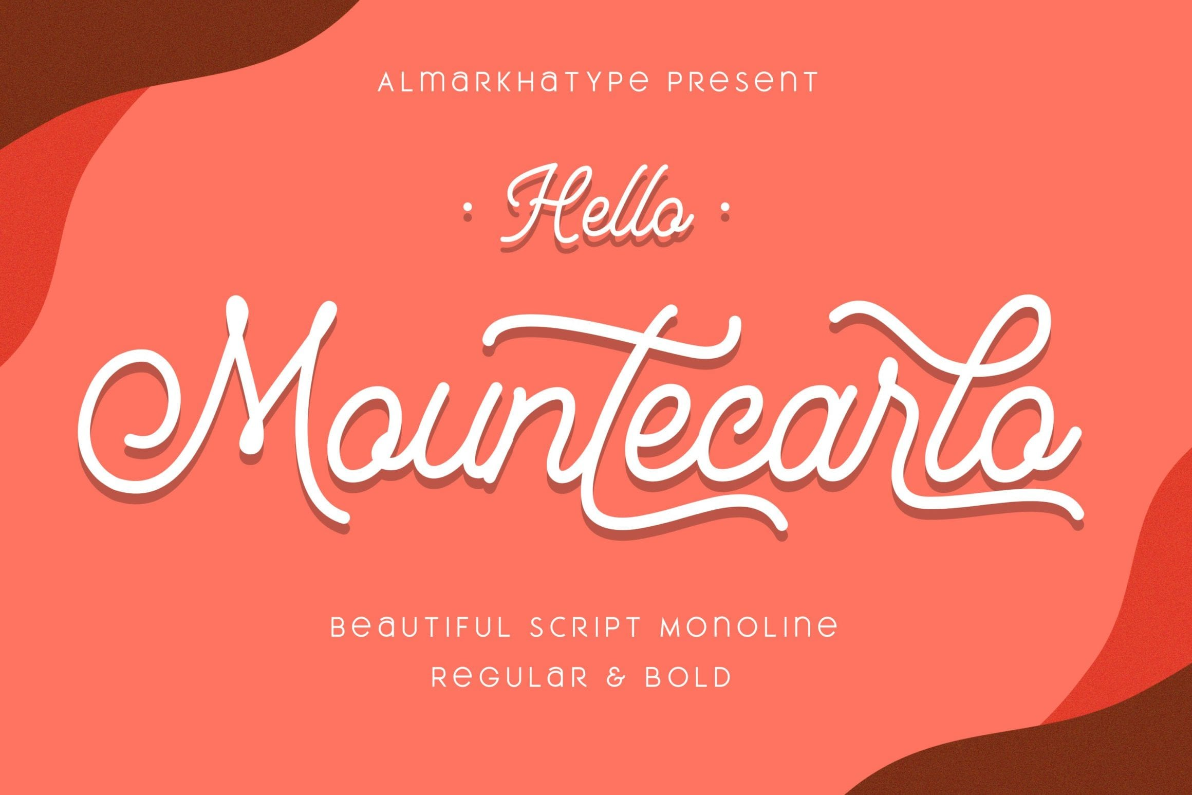 cover 6 - Stiahnite si písmo Mountecarlo zadarmo!