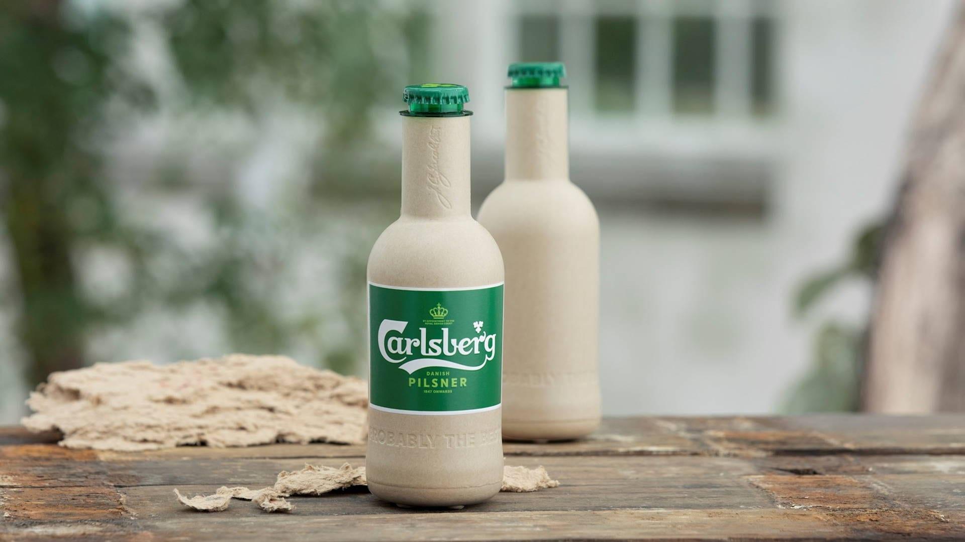 cover - Carlsberg pokračuje s tvorbou svojej zelenej fľaše
