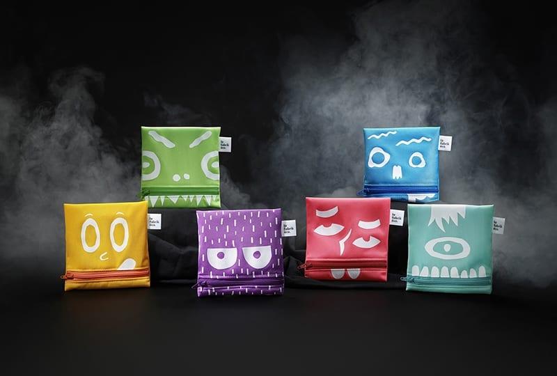 cover dtp 15 - Monster Bag: Prenosné vrecká, ktoré je radosť otvárať