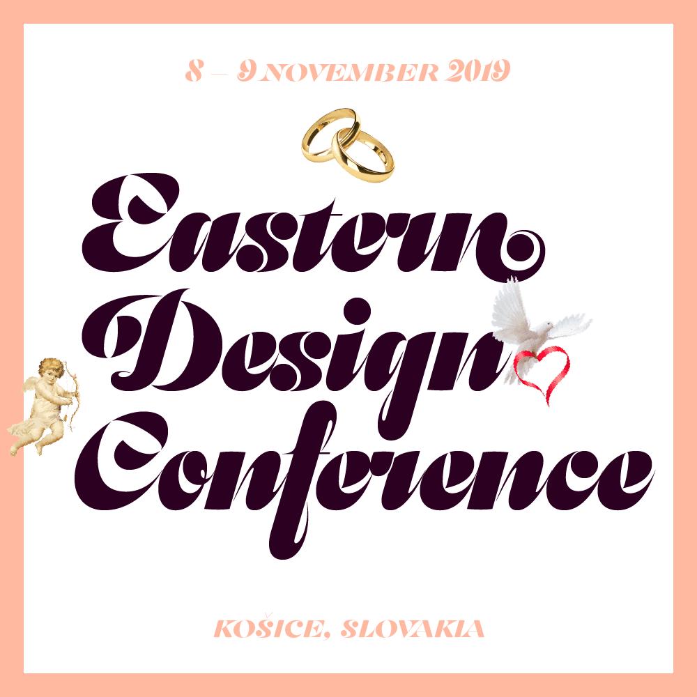 edc 2019 - Druhý ročník Eastern Design Conference bude platformou, na ktorej sa stretne globálny dizajn v lokálnom kontexte