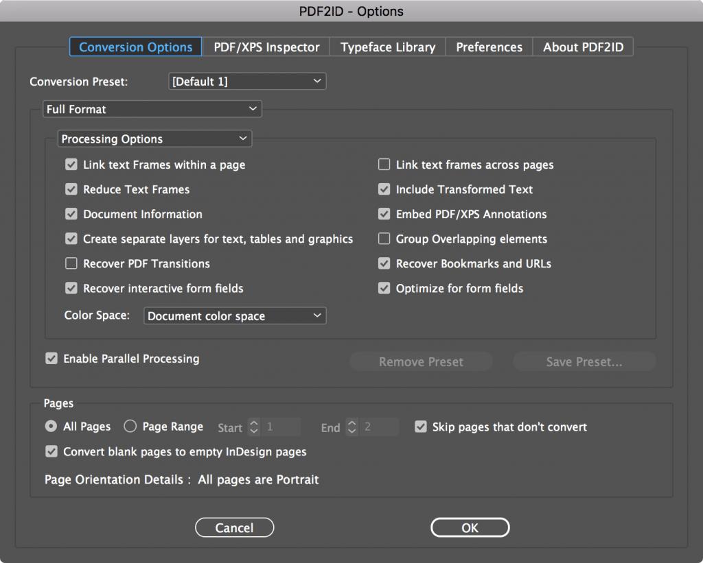 pdf2id - Tieto šikovné pluginy do InDesignu vám ušetria kopu času