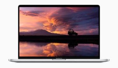 Apple 16 inch MacBook Pro Retina Display 111319 380x220 - MacBook Pro s 16 palcovým displejom je tu