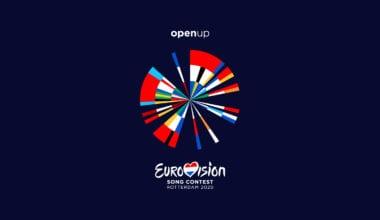 Eurovision dezeen 2364 col 8 380x220 - Vizuální identita Eurovision Song Contest 2020 kombinuje národní vlajky účastnických států