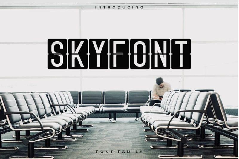 cover 2 800x533 - Stiahnite si písmo Skyfont za 12 dolárov!