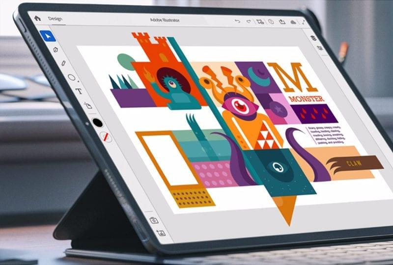 cover dtp 4 800x540 - Adobe predstavila Illustrator pre iPad