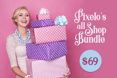 All shop Bundle 380x253 - Stiahnite si Pixelo All Shop Bundle za 69 dolárov!
