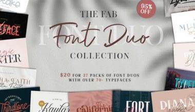 cover 1 380x220 - Pestrý Fab Font Duo iba za 20 dolárov