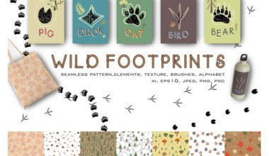cover 380x220 - Stiahnite si zadarmo Free Wild Footprints