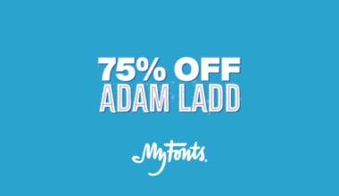 cover dtp 21 380x220 - Získajte kvalitné písma od Adama Ladda so 75% zľavou