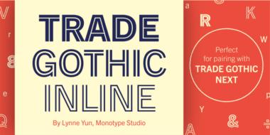 274470 380x190 - Font dňa – Trade Gothic Inline
