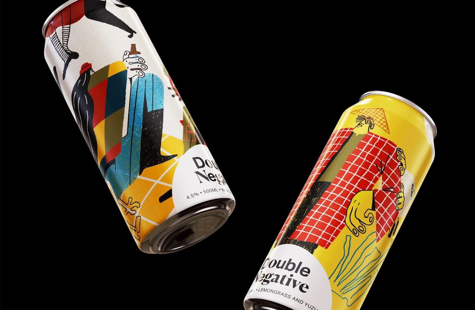 ach tie obaly – double negative artisanal brewery 1 - Ach, tie obaly – Double Negative Artisanal Brewery