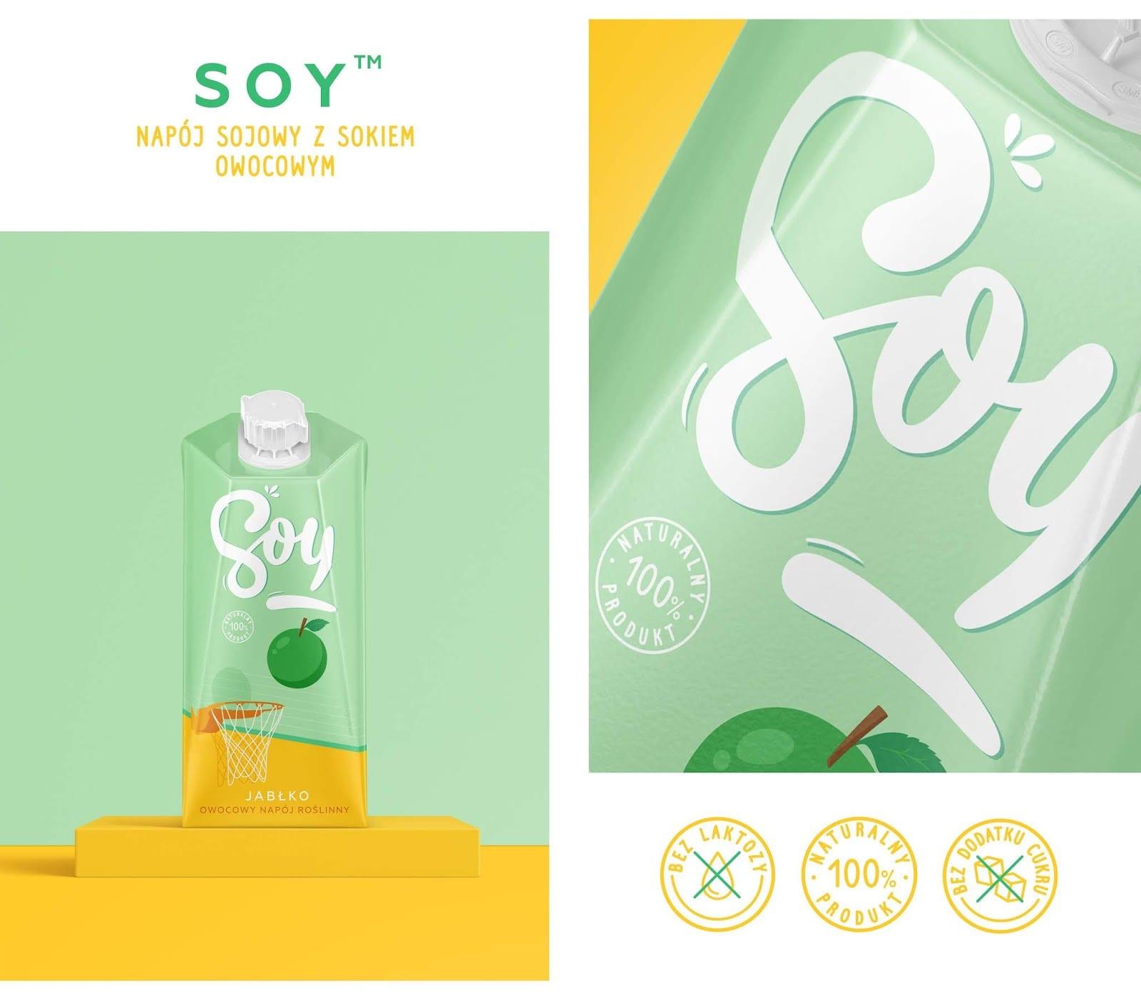 ach tie obaly – juicy soy drink 1 - Ach, tie obaly – Soy Drink