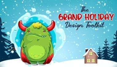 cover 380x220 - Stiahnite si The Grand Holiday Design Toolkit s 99% zľavou