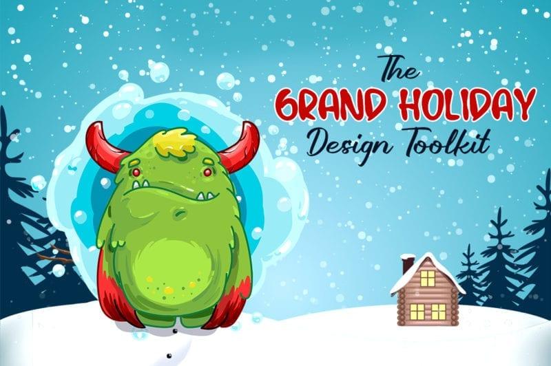 cover 800x532 - Stiahnite si The Grand Holiday Design Toolkit s 99% zľavou